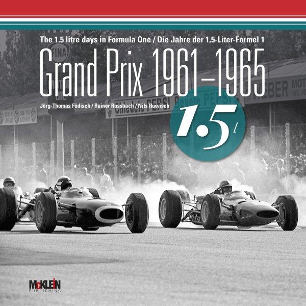 Grand Prix 1961-1965 #2# Die Jahre der 1,5-Liter-Formel 1 / The 1.5 litre days in Formula One