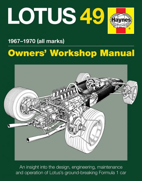 Lotus 49 · 1967-1970 (all marks) #2# Owners' Workshop Manual