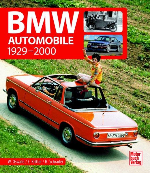 BMW Automobile 1929-2000