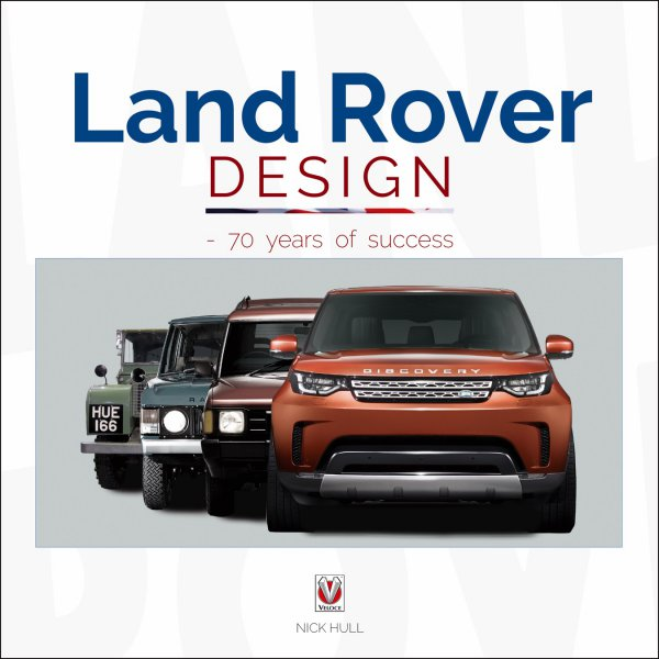 Land Rover Design #2# 70 years of success