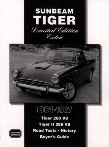 Sunbeam Tiger · 1964-1967 #2# Brooklands Limited Edition Extra