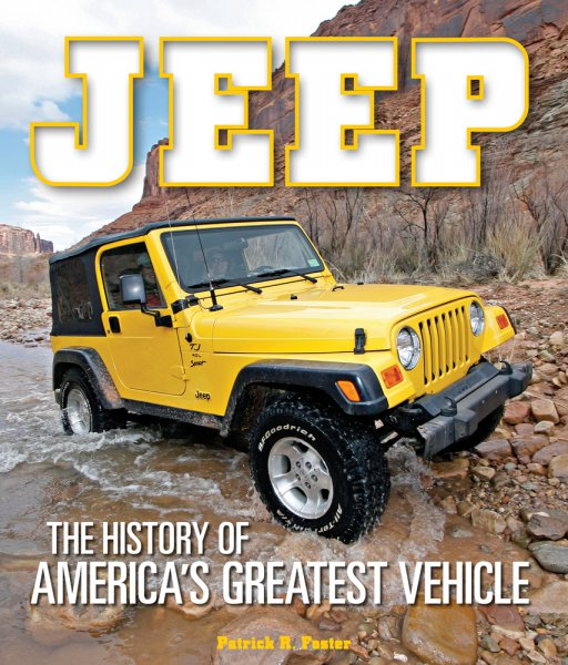 Jeep #2# The History of America's Greatest Vehicle