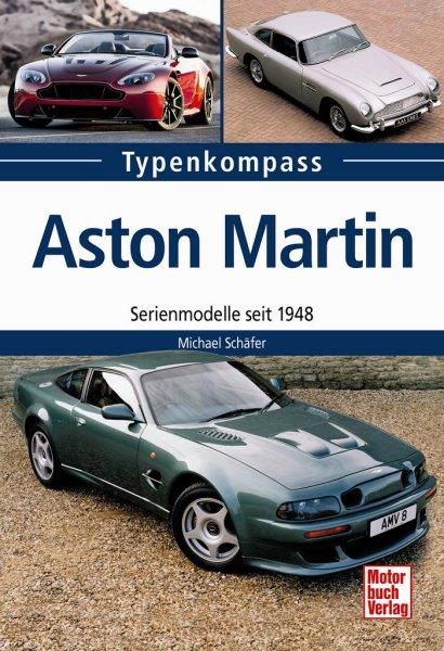 Aston Martin · Typenkompass #2# Serienmodelle seit 1948