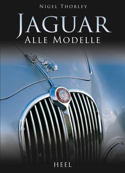 Jaguar · Alle Modelle — (2. Auflage 2018)