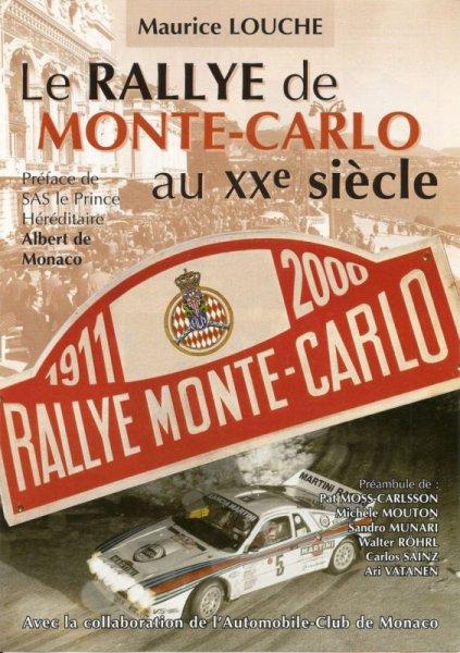 Le Rallye Monte-Carlo au XXe siècle #2# (1911-2000)