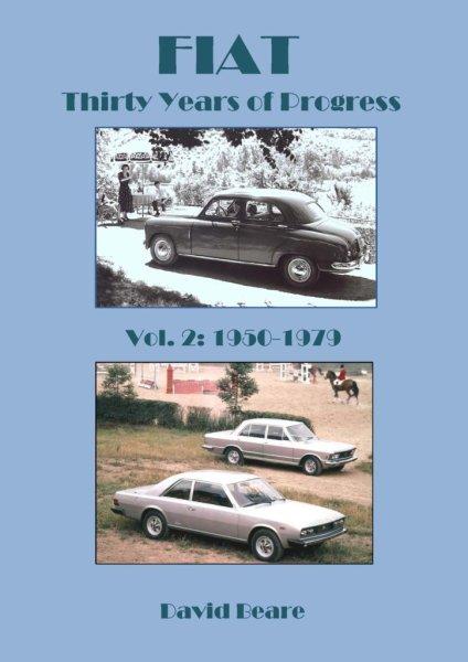 Fiat — Vol. 2: Thirty Years of Progress 1950-1979