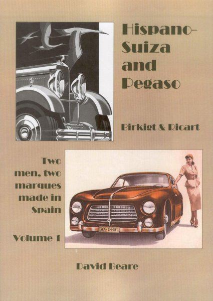 Hispano-Suiza and Pegaso #2# Birkigt & Ricart · Two men, two marques made in Spain