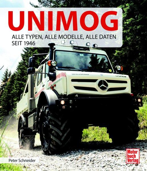 Unimog #2# Alle Typen, alle Modelle, alle Daten seit 1946