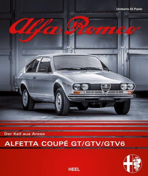Alfa Romeo Alfetta Coupé GT / GTV / GTV6 — Der Keil aus Arese