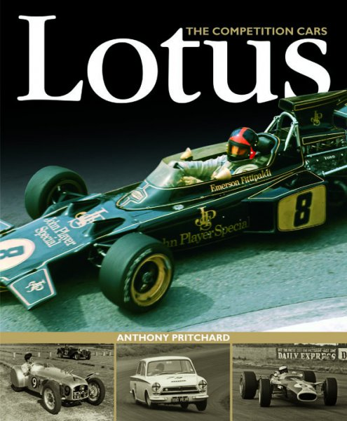 Lotus — The Competition Cars