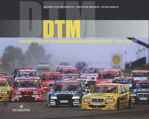 DTM #2# Die Deutsche Tourenwagen-Meisterschaft 1984-1996