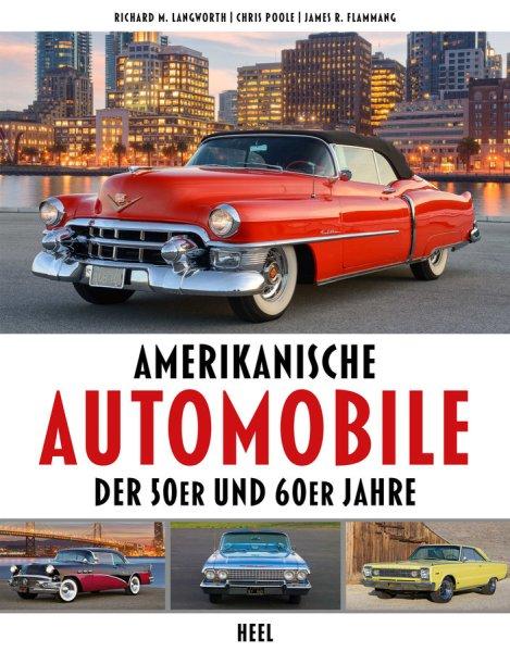 Amerikanische Automobile #2# der 50er und 60er Jahre