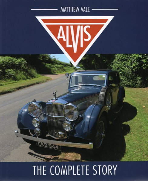 Alvis #2# The Complete Story