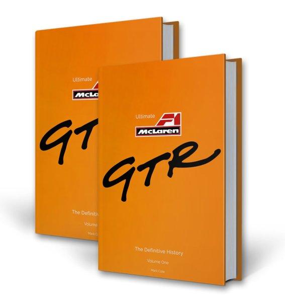 McLaren F1 GTR #2# The Definitive History