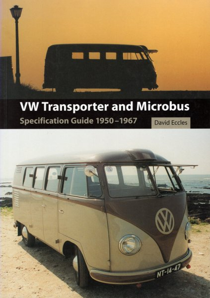 VW Transporter and Microbus #2# Specification Guide 1950-1967