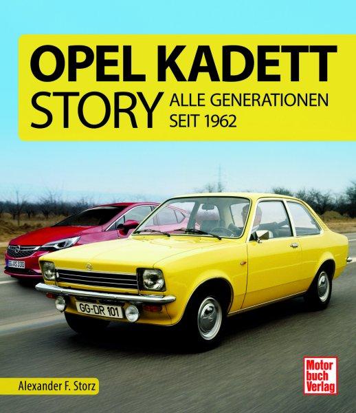 Opel Kadett Story #2# Alle Generationen seit 1962
