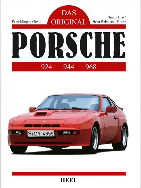 Porsche 924 944 968 · Das Original #2# Coupé & Cabriolet 1975-95