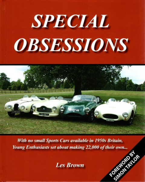 Special Obsessions · A History of British Specials #2# 1947-62 · Volume 1