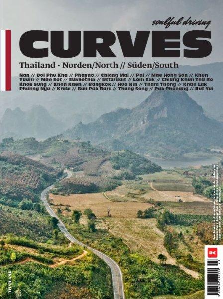 CURVES #12 · Thailand #2# Norden/North · Süden/South