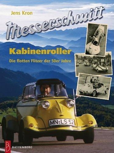 Messerschmitt Kabinenroller #2# Die flotten Flitzer der 50er Jahre