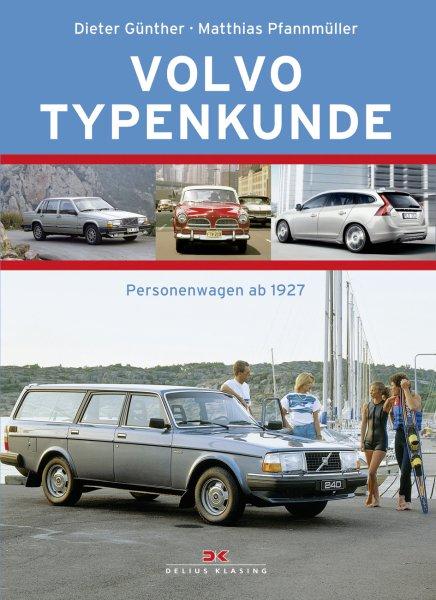 Volvo · Typenkunde — Personenwagen ab 1927