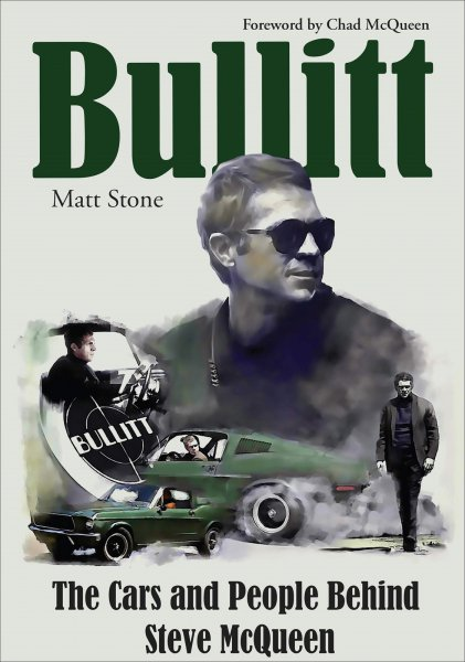Bullitt — The Cars and People Behind Steve McQueen