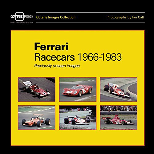 Ferrari Racecars 1966-1983 — Previously unseen images