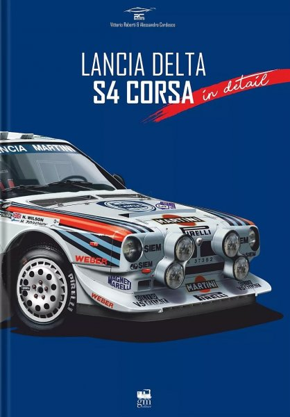 Lancia Delta S4 Corsa — in detail