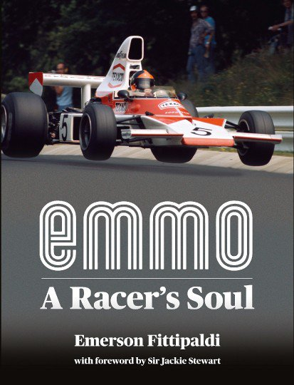 Emmo · A Racer's Soul #2# Emerson Fittipaldi