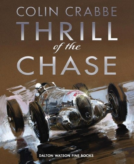 Colin Crabbe · Thrill of the Chase