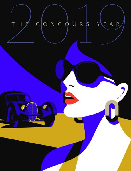 The Concours Yearbook 2019