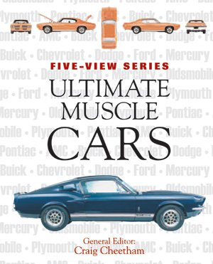 Ultimate Muscle Cars #2# Five-View Series