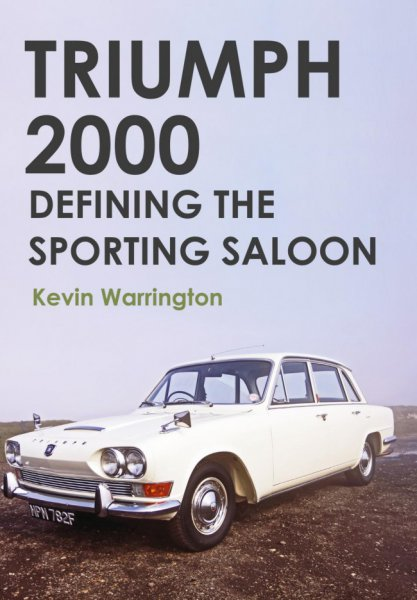 Triumph 2000 #2# Defining the Sporting Saloon