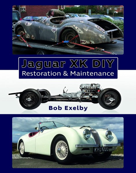 Jaguar XK DIY #2# Restoration & Maintenance