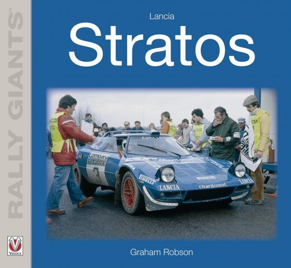 Lancia Stratos #2# Rally Giants