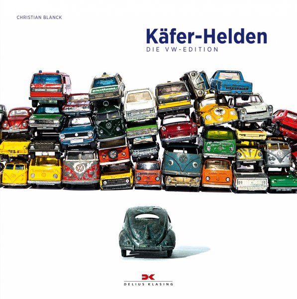 Käfer-Helden #2# Die VW-Edition