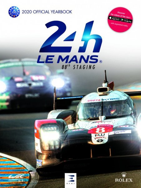 24 Hours of Le Mans 2020 #2# Official Yearbook