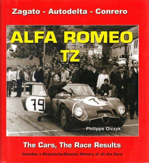 Alfa Romeo TZ (Zagato · Autodelta · Conrero) — The Cars, The Race Results