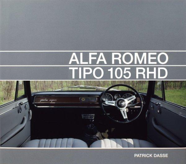 Alfa Romeo Tipo 105 RHD #2# Right Hand Drive