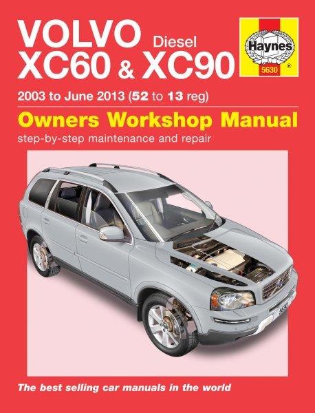Volvo XC60 & XC90 #2# Haynes Owners Workshop Manual · Reparaturanleitung