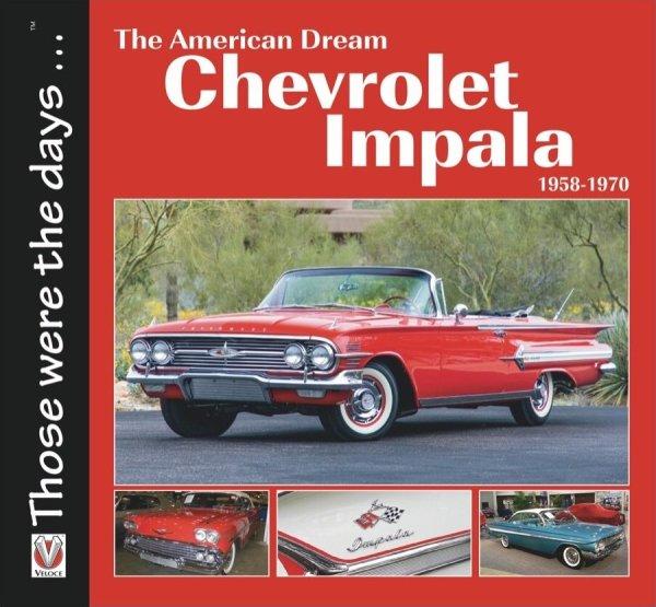 Chevrolet Impala 1958-1970 #2# The American Dream