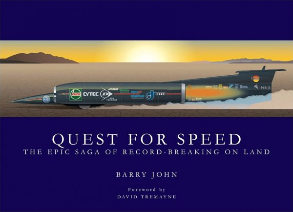 Quest for Speed #2# The Epic Saga of Record-breaking on Land
