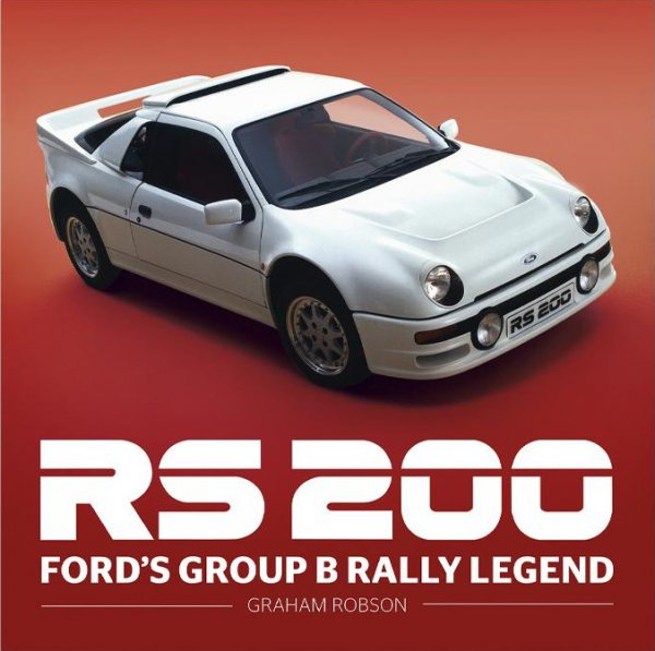 Ford RS200 #2# Ford's Group B Rally Legend