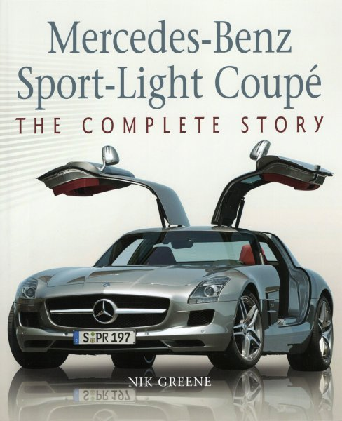 Mercedes-Benz Sport-Light Coupé #2# The Complete Story