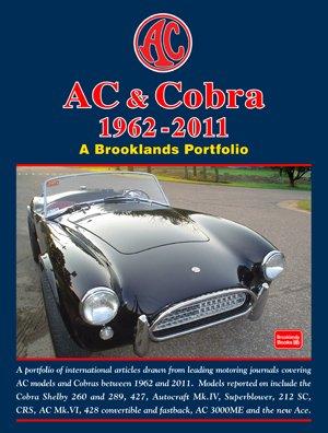 AC & Cobra 1962-2011 #2# Brooklands Portfolio