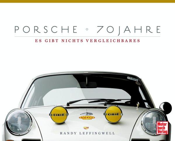 Porsche · 70 Jahre #2# Es gibt nichts Vergleichbares