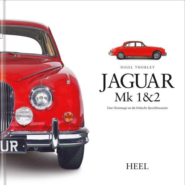Jaguar Mk 1 & 2 #2# Eine Hommage an die britische Sportlimousine