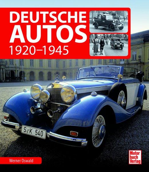 Deutsche Autos 1920-1945 #2# Band 1