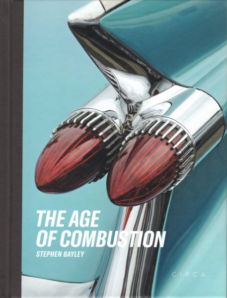 The Age of Combustion — Notes on Automobile Design