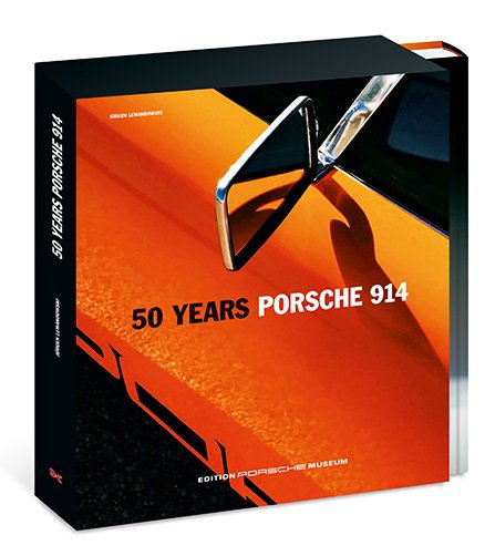 50 Years Porsche 914 #2# (limited english edition)